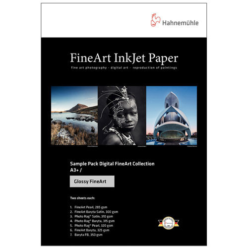 """Glossy FineArt Sample Pack 8.5"""" x 11"""""""