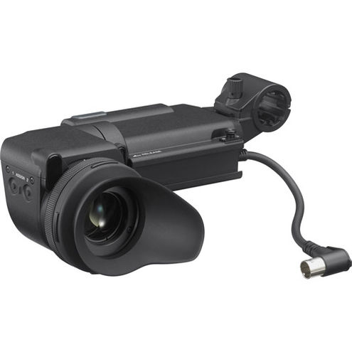 HDVF-EL20 OLED Viewfinder for 4K/HD System Camera and Camcorders w/Additional sub-LCD Display