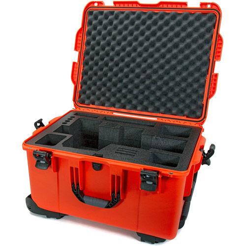 960 Case w/ Foam Insert for Blackmagic URSA - Orange