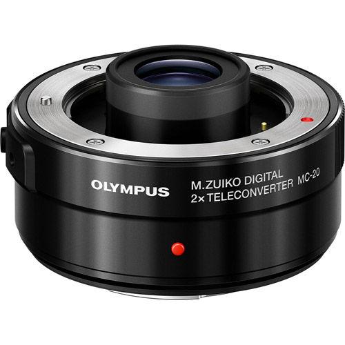 M.Zuiko Digital MC-20 2x Tele-Converter for ED 40-150mm f/2.8 PRO & ED 300mm f/4.0 PRO Lenses