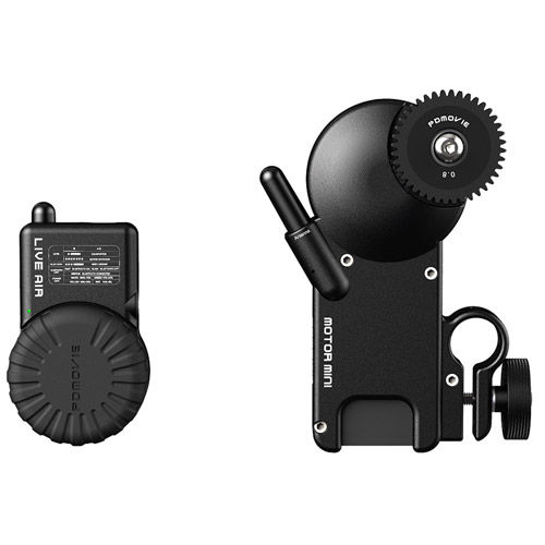 Live Air Compact Wireless Lens Control System