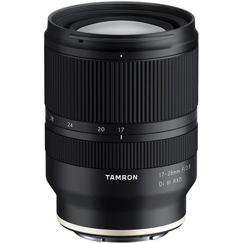 17-28mm f/2.8 Di III RXD Lens for Sony E-Mount