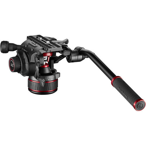 Nitrotech 608 Fluid Video Head