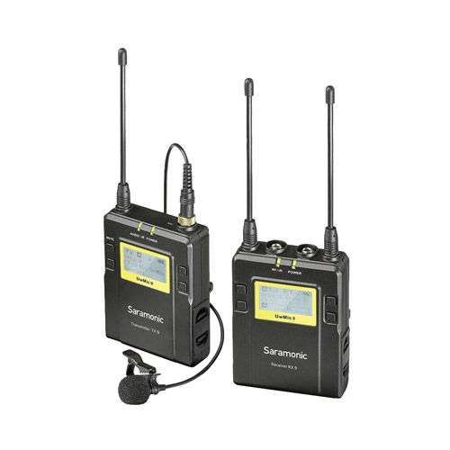 UwMic9 UHF Wireless Microphone System