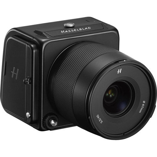 907X Special Edition Camera & CFV II 50C Digital Back, Matte Black
