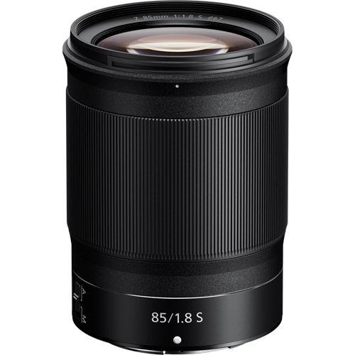 NIKKOR Z 85mm f/1.8 S Lens