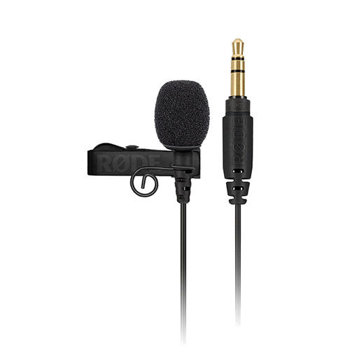 Lavalier GO Omnidirectional Lavalier Microphone for Wireless GO Systems