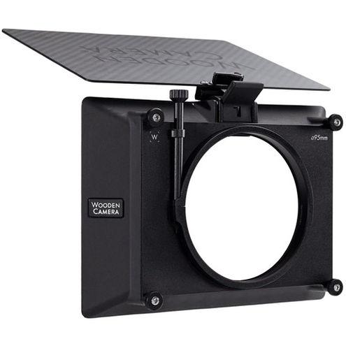 """Camera Zip Box Pro 4 x 5.65"""" Matte Box (95mm, Clamp-On)"""