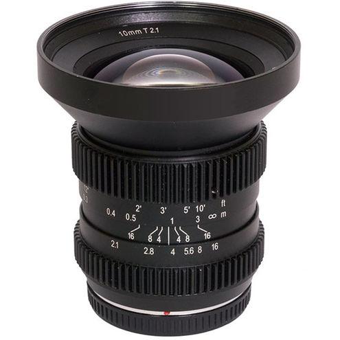 10mm T/2.1 HyperPrime Cine Lens for mFT Mount
