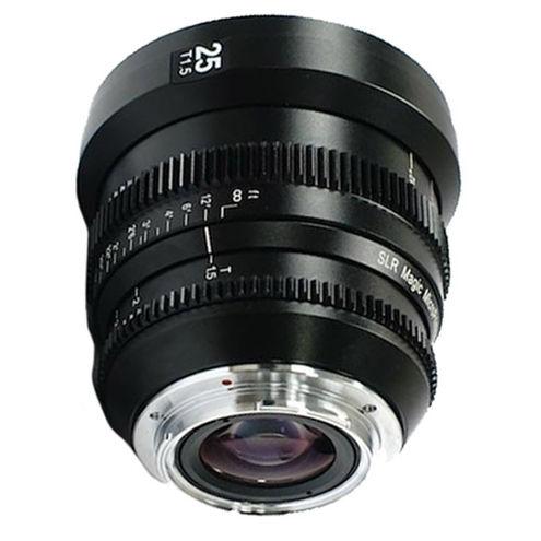 25mm T/1.5 MicroPrime Full Frame Cine Lens for Sony E-Mount