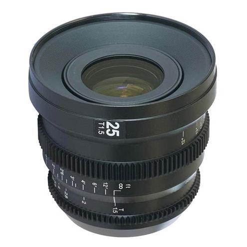 25mm T/1.5 MicroPrime Cine Lens for mFT Mount