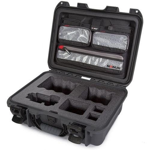 920 Case w/ Sony A7 Custom Foam & Lid Organizer - Graphite