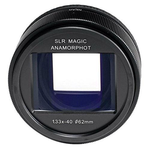 Anamorphot-40 1.33x Anamorphic Adapter (Compact)