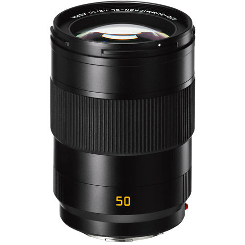 50mm f/2.0 ASPH APO-Summicron-SL Lens