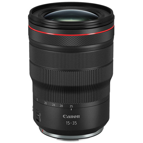 RF 15-35mm f/2.8L IS USM Lens
