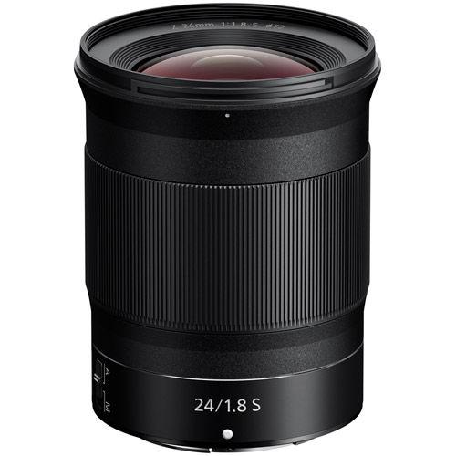 NIKKOR Z 24mm f/1.8 S Lens
