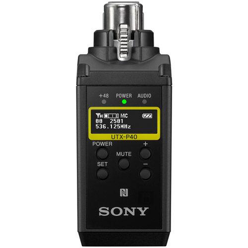 UTX-P40/25 Plug-on Transmitter
