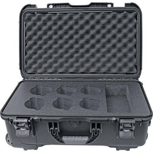 Cine DS 6 Lens Carry-On Case