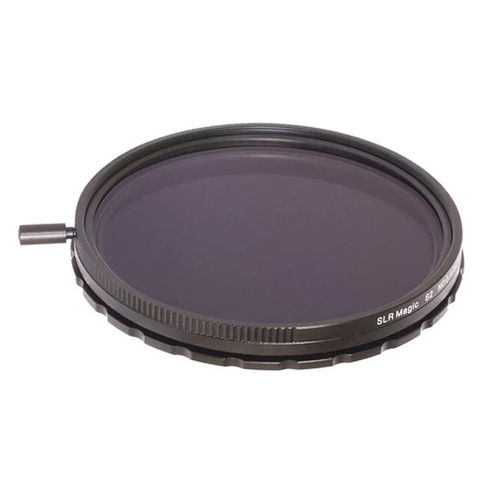 82mm Self-Locking Variable ND II Filter (0.4 to 1.8)