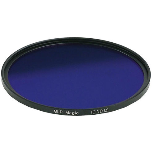 86mm Solid ND 1.2 Image Enhancer Filter (4 stop)