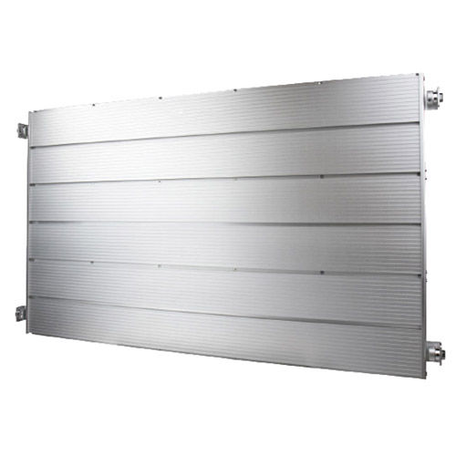 KD-500P Aluminum Slat Display Panel 106cm x 60cm x 2cm