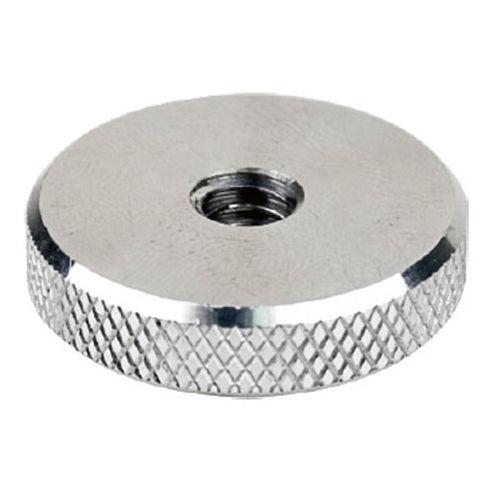 KS-120 Round Plate w/1/4''-20 Thread Hole Dia 25mm