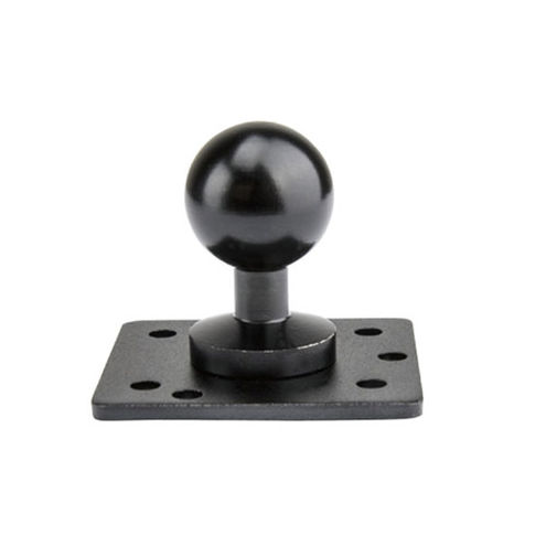 KS-412 Square Plate with Ball Head