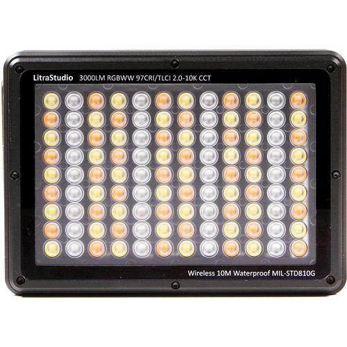 Studio RGB LED Portable Light