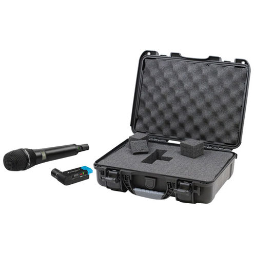 AVX-835 SET-4-US Handheld Set Incl. Handheld Transmitter w/ e835 Capsule & EKP w/Free 910 Nanuk