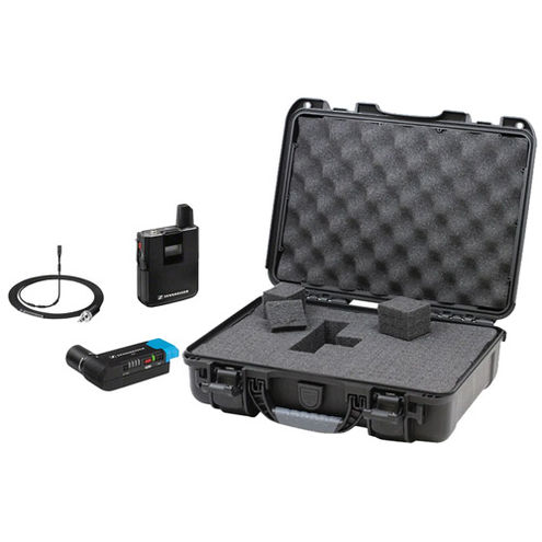 AVX-MKE2 SET-4 AVX Digital Wireless Bodypack MKE2 Lavalier System w/ Free 910 Nanuk Case