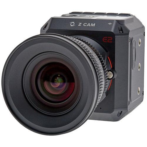 E2 Camera MFT Mount