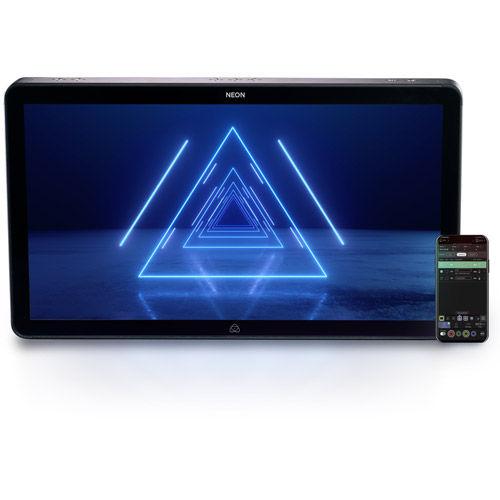 "Neon 17 17"" Monitor, 2048x1080 Resolution, 142 ppi 128 Backlights, 17:9 Aspect Ratio"
