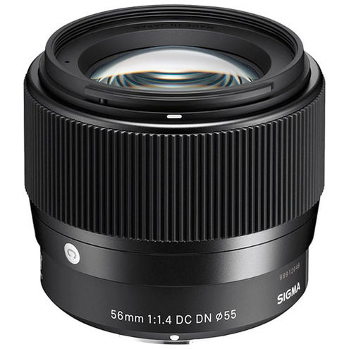 Contemporary 56mm f/1.4 DC DN Lens for EF-M Mount