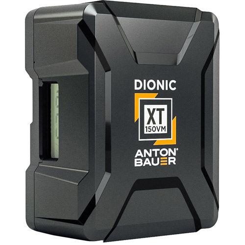 DIONIC XT 150 V-Mount Battery 14.4 volts, 156Wh