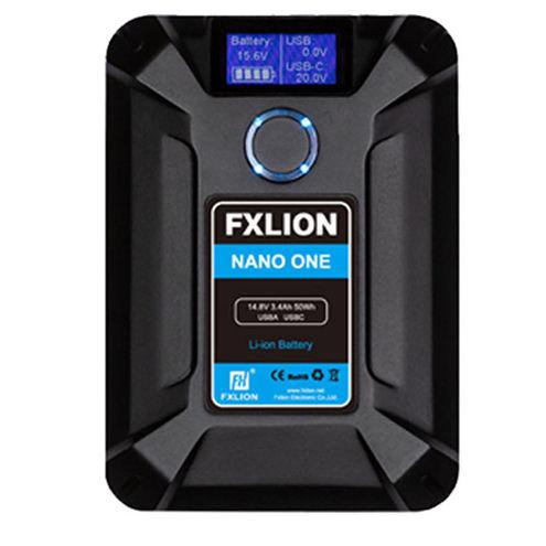 Nano One V-lock Battery 14.8V,50wh   D-tap,USB A Output,USB C Output/Input,Micro USB Input
