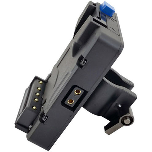 NANO V-lock Plate With D-tap w/mounting clamp for 19-22mm rod