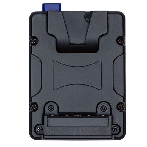 NANO V-lock Plate with D-Tap