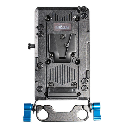 V-Mount Battery Adapter Plate with D-Tap Output an