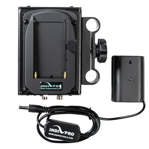 Dual Sony L-Series Power System to Panasonic DMW-B