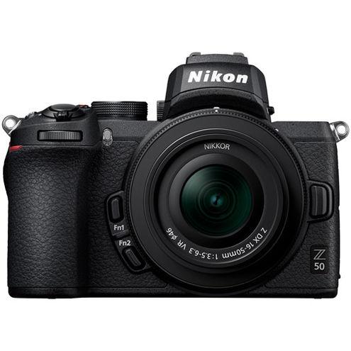 Z50 Mirrorless Kit w/ Z DX 16-50mm f/3.5-6.3 VR Lens