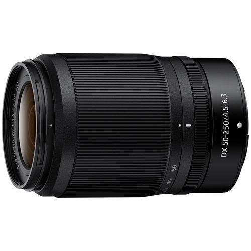 NIKKOR Z DX 50-250mm f/4.5-6.3 VR Lens