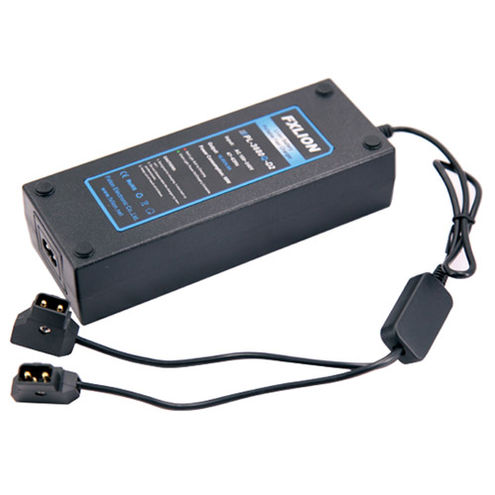 Two D-tap Fast Charger 16.8V/4A