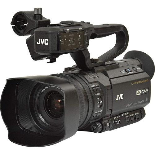 JVC GY-HM250HW 4K House of Worship Live Streaming