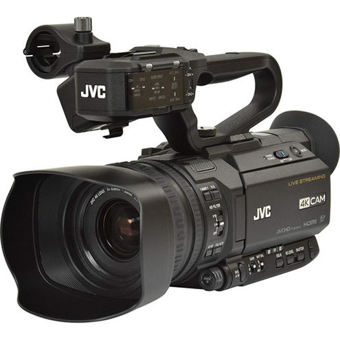 JVC GY-HM250HW 4K House of Worship Live Streaming