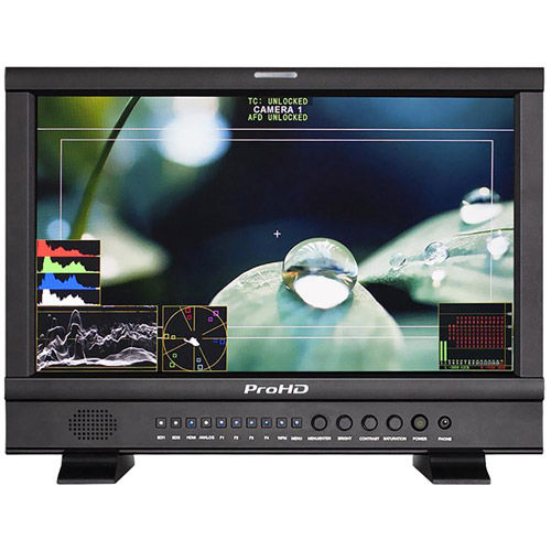 "ProHD17.3""Broadcast Studio LED-Backlit LCD Monitor"