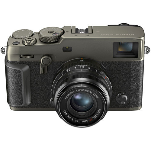 X-Pro3 Mirrorless Body DURA Black