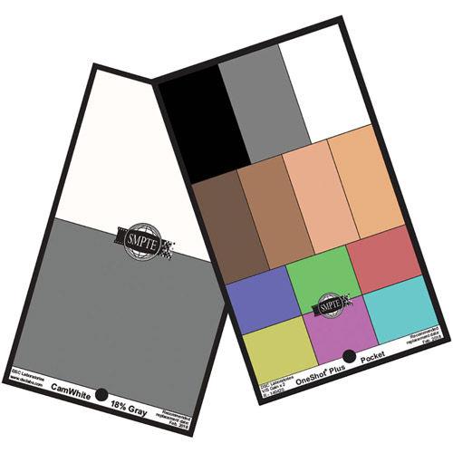 OneShot Plus - 6 Colors: 4 SkinTones, White, Black AcuFlect 3 surface