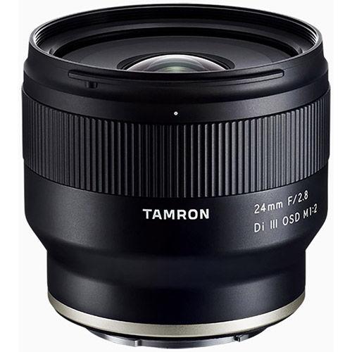 24mm f/2.8 Di III OSD 1:2 Macro Lens for Sony E-Mount