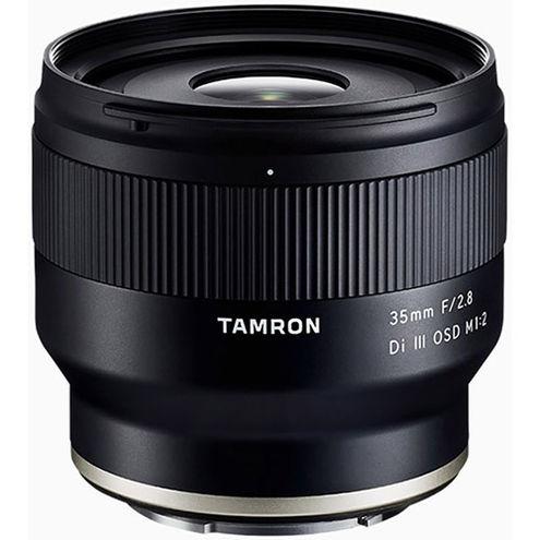 35mm f/2.8 Di III OSD 1:2 Macro Lens for Sony E-Mount