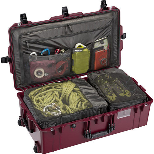 1535 Air Travel Case - Oxblood